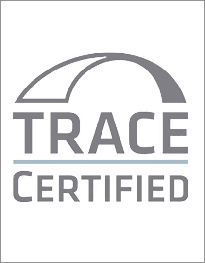 TRACE certification for transparent business practices