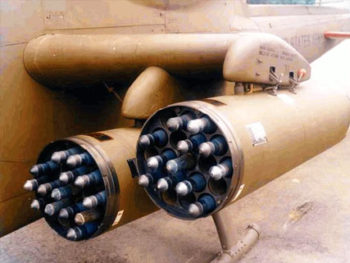 70mm Rocket Propellant Chemicals