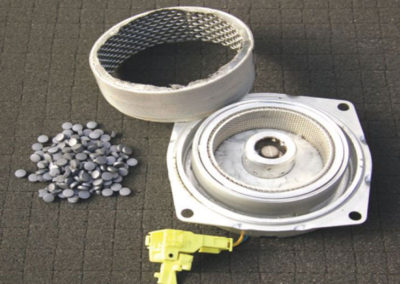 Airbag Inflator Components